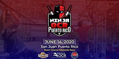 Ninja OCR Puerto Rico  tickets