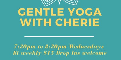 Gentle Yoga with Cherie