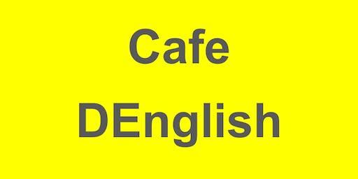 Cafe DEnglish @ SMART Academy Nov 22