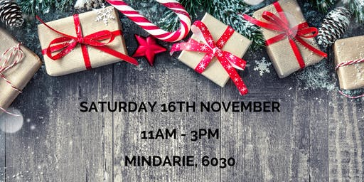 Christmas Market in Mindarie with doTERRA Essential Oils and More