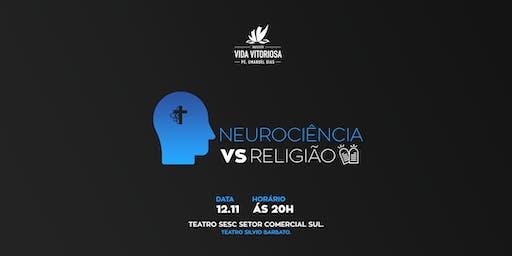 Ciência X Religião a conversa entre um Padre Ortodoxo e um Neurocientista.