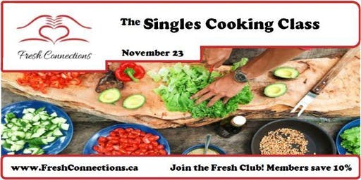 The Singles Cooking Class
