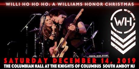 Willi Ho Ho Ho: A Williams Honor Christmas  tickets