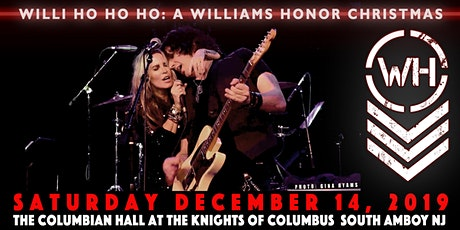 Willi Ho Ho Ho: A Williams Honor Christmas  tickets