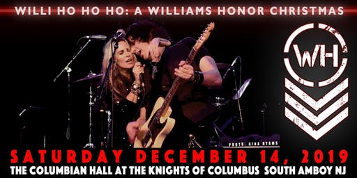 Willi Ho Ho Ho: A Williams Honor Christmas
