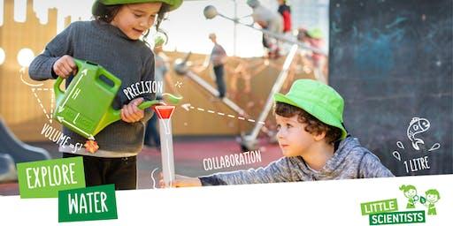 Little Scientists STEM Water Workshop, Little Wonders ELC, NSW