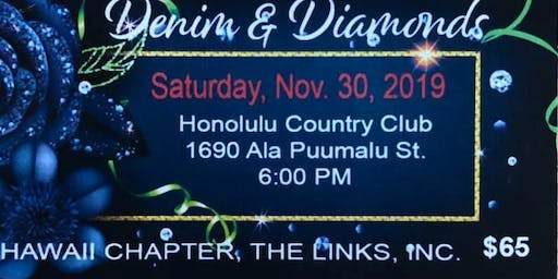 Hawaii Links'  Annual Denim and Diamonds Holiday Party