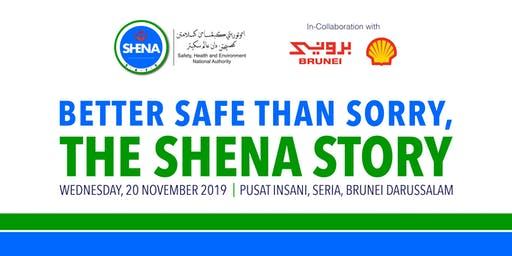 BETTER SAFE THAN SORRY, THE SHENA STORY: MORNING SESSION