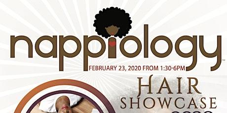 Nappiology Hair Showcase tickets