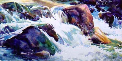 Tuesday Evening Watercolor Series with Phyllis Gubins