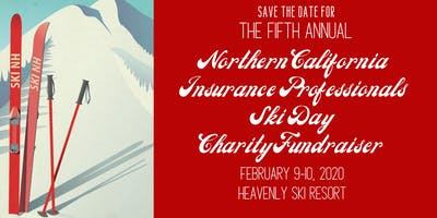 Northern California Insurance Professionals Ski Day Charity Fundraiser