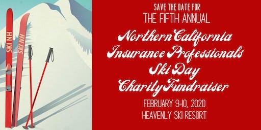 Northern California Insurance Professionals Ski Day Charity Fundraiser