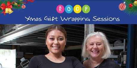 Reading out of Poverty - ROOP -  Christmas Gift Wrapping Sessions tickets