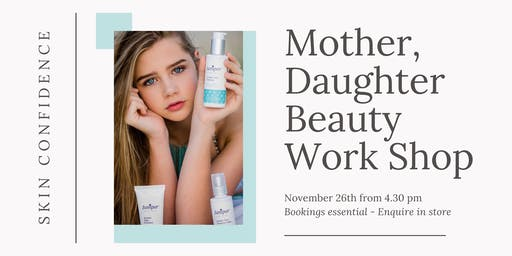 Mum and Daughter Beauty Workshop
