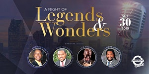 A Night of Legends & Wonders