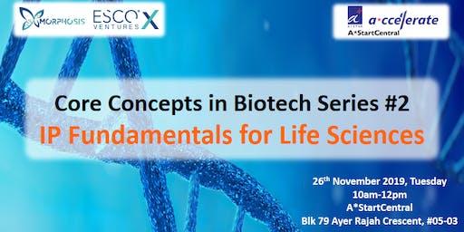 IP Fundamentals for Life Sciences