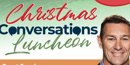 Christmas Conversations Luncheon with Alastair Lynch