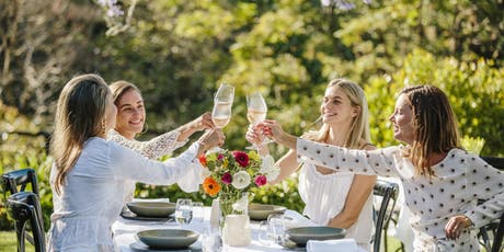Champagne Summer Long Lunch tickets