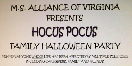 MS Alliance Halloween Party