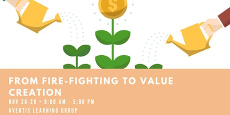 From Fire-Fighting to Value Creation tickets