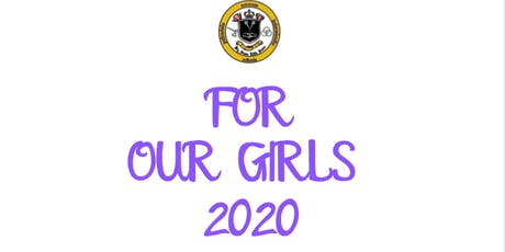 For Our Girls 2020 tickets