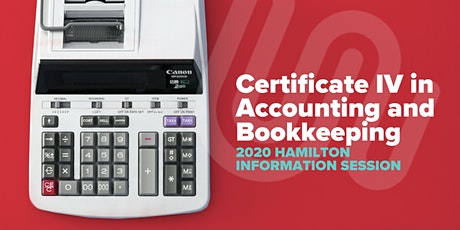 Accounting & Bookkeeping 2020 Information Session - Hamilton tickets