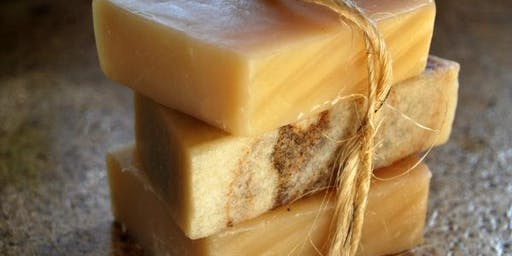 Skin Loving Soap~from Scratch!