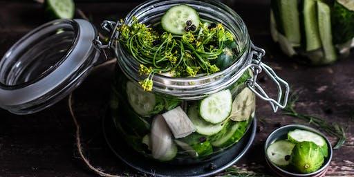Fermented Vegetables for Beginners