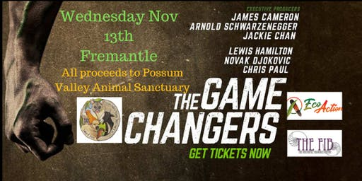 """""""The Game Changers"""" Movie Night"""