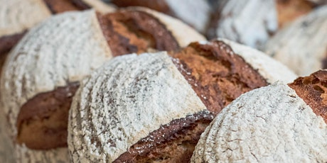 The Art of Making Sourdough tickets
