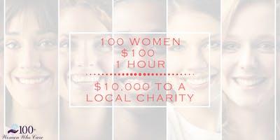 100+WomenWhoCare Broward December Fundraiser