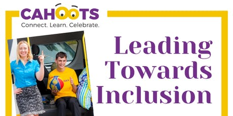 Leading Towards Inclusion tickets