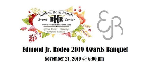 Edmond Jr. Rodeo 2019 Awards Banquet