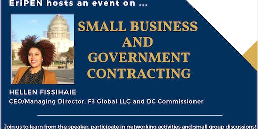 Small Business and Government Contracting for Eritreans