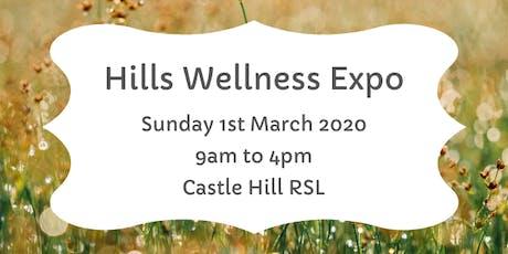 Hills Wellness Expo tickets