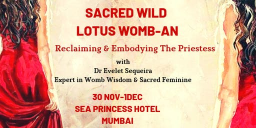 Sacred Wild Lotus Womb-an Workshop