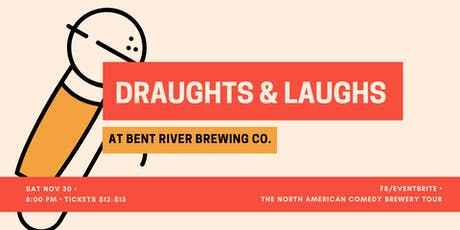 Draughts & Laughs at Bent River! tickets