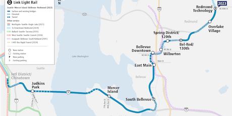 WSPE Event - Sound Transit Eastlink Extension tickets
