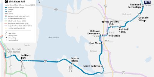 WSPE Event - Sound Transit Eastlink Extension
