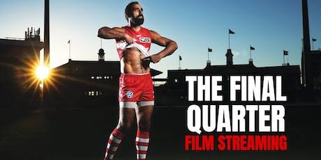 THE FINAL QUARTER Film Streaming - Aldinga Library tickets
