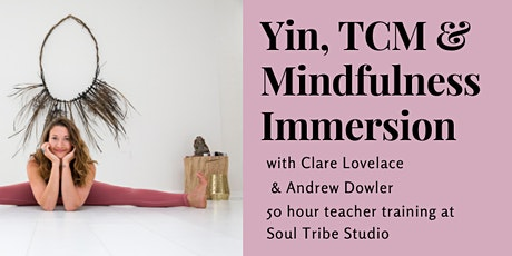 Yin, TCM & Mindfulness Immersion tickets