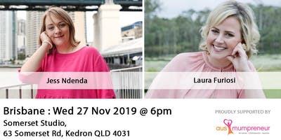 Brisbane AusMumpreneur Celebration Party