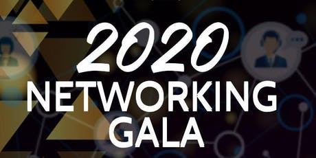 2020 NETWORKING GALA (DINNER & DANCE) tickets