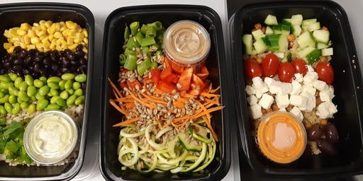 Healthy Living Workshop - Buddha Bowls with The Wellness Equation