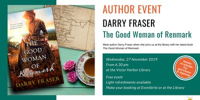 Author Event with Darry Fraser