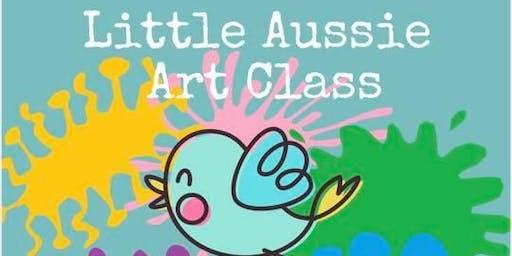 Little Aussie Art Class