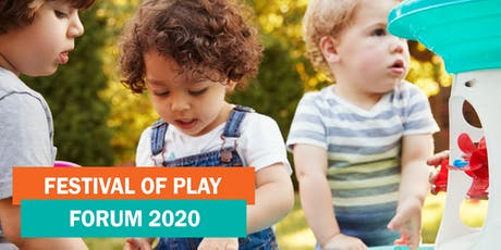 Festival of Play: Forum 2020 - North Lakes Community Centre tickets