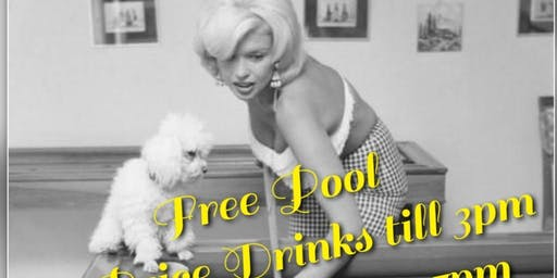 FREE Pool every Monday!
