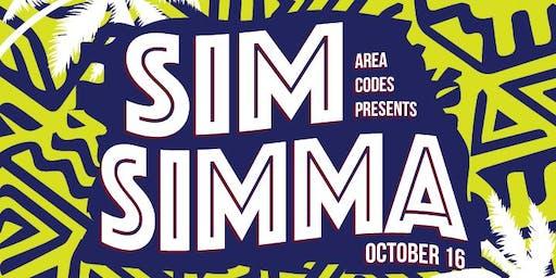 Sim Simma Dancehall Reggae Reggaeton and a bit of hip hop....