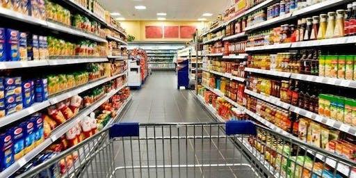 Healthy Eating, Dietitian Supermarket Tour